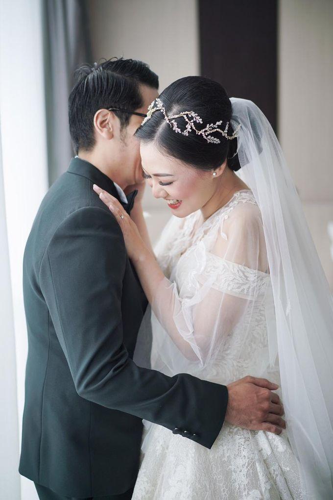 Wedding Of Johanes & Levie by Elina Wang Bridal - 008