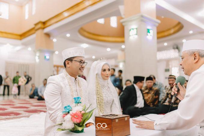 Nada + Kemal by KATA Wedding Planner And Organizer - 013