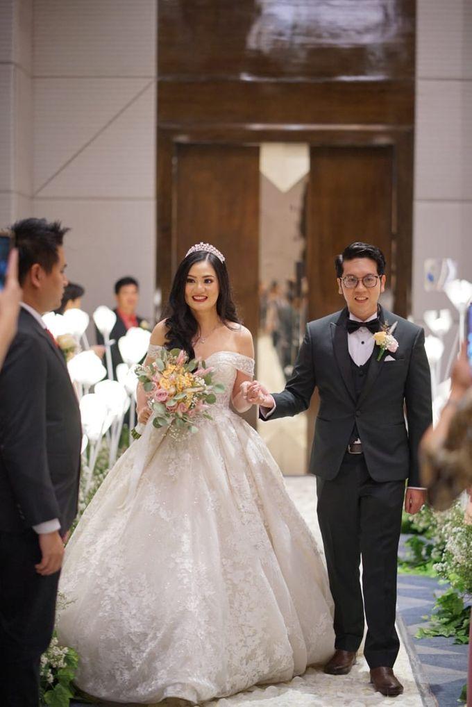 Wedding Of Johanes & Levie by Elina Wang Bridal - 003