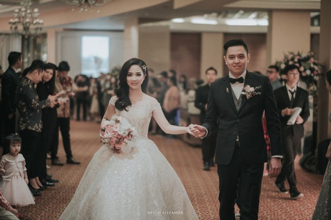 Dion & Devina - Reception by The Ritz-Carlton Jakarta, Mega Kuningan - 001