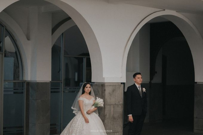Dion & Devina - Holy Matrimony by The Ritz-Carlton Jakarta, Mega Kuningan - 004