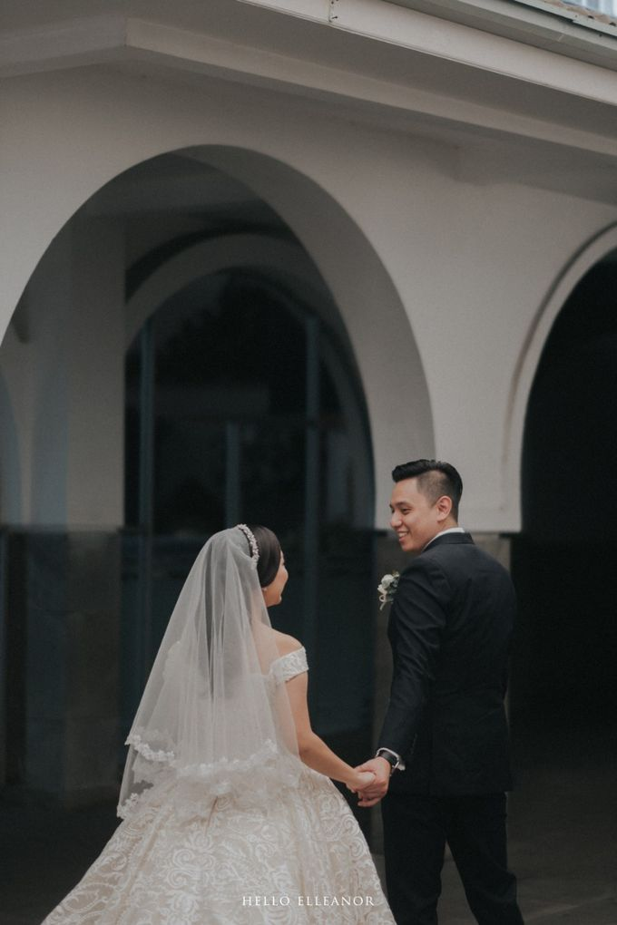 Dion & Devina - Holy Matrimony by The Ritz-Carlton Jakarta, Mega Kuningan - 002