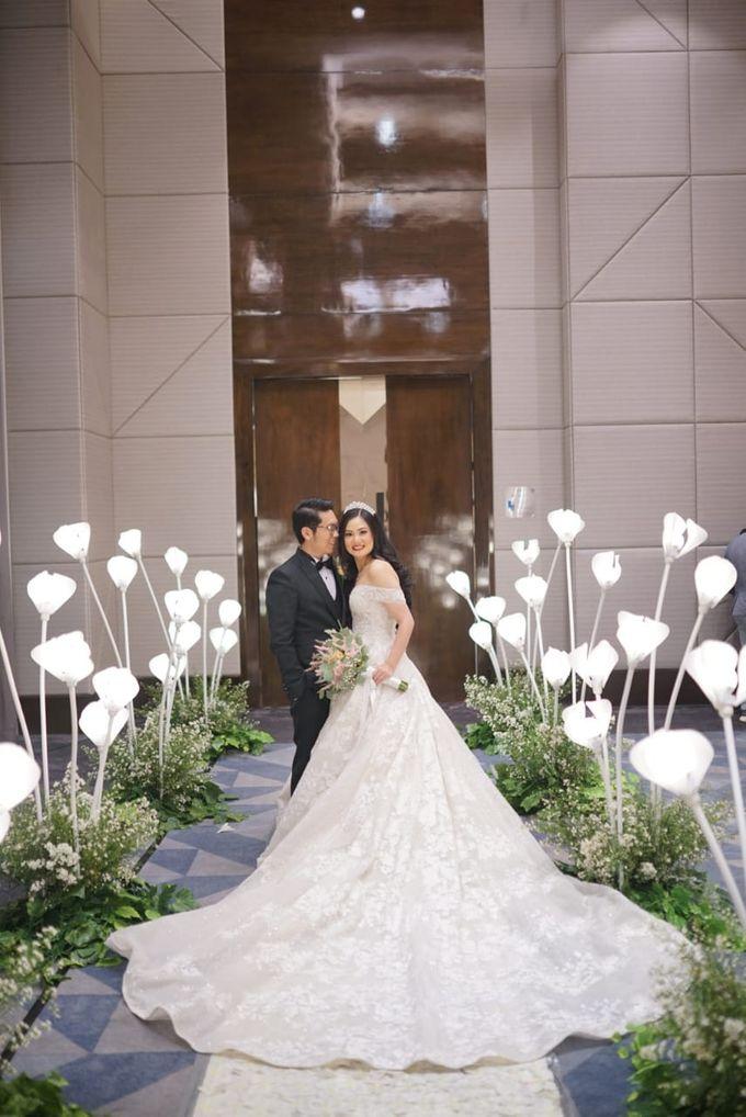 Wedding Of Johanes & Levie by Elina Wang Bridal - 006