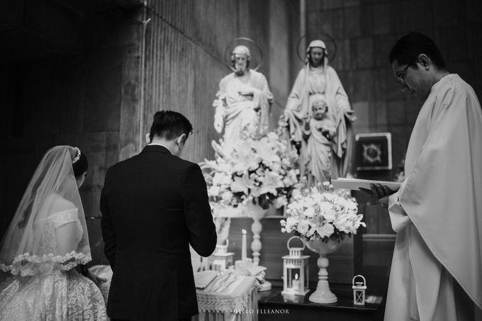 Dion & Devina - Holy Matrimony by The Ritz-Carlton Jakarta, Mega Kuningan - 006