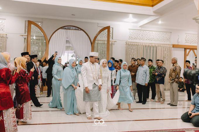 Nada + Kemal by KATA Wedding Planner And Organizer - 006