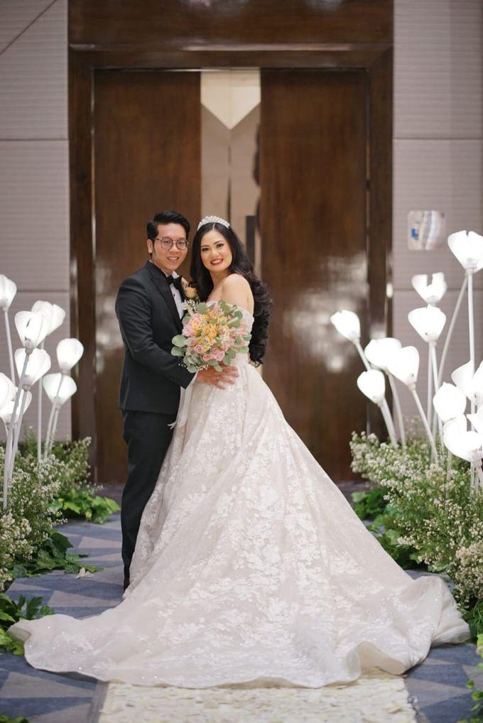 Wedding Of Johanes & Levie by Elina Wang Bridal - 004