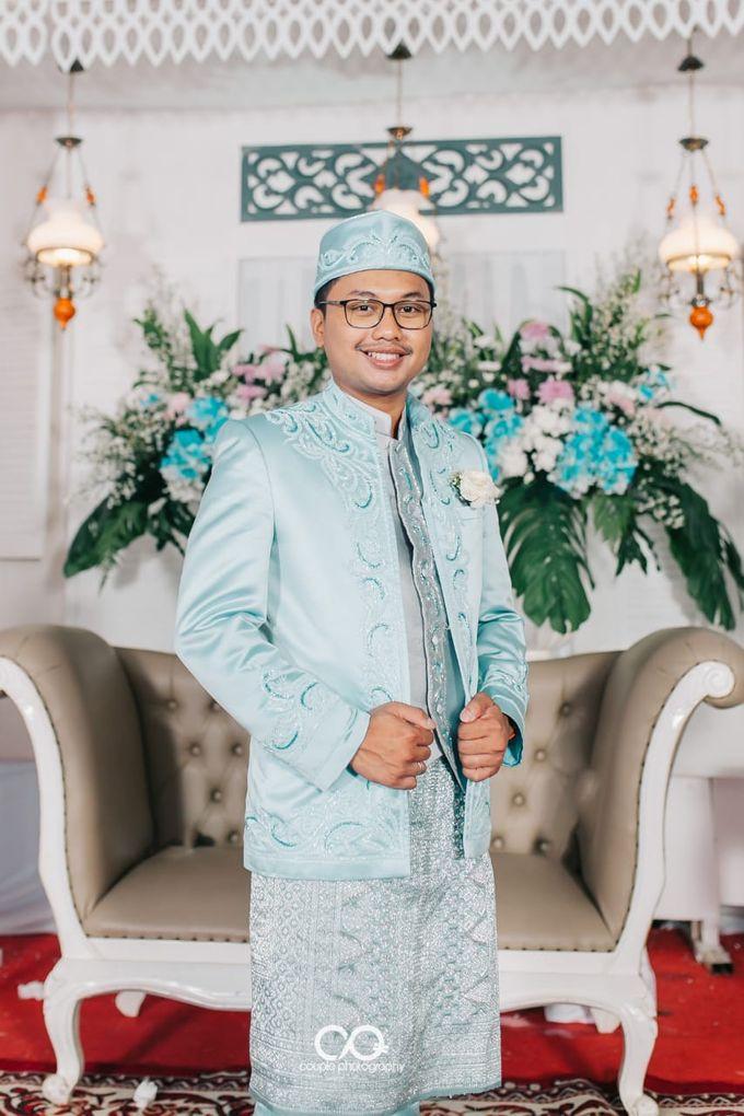 Nada + Kemal by KATA Wedding Planner And Organizer - 020