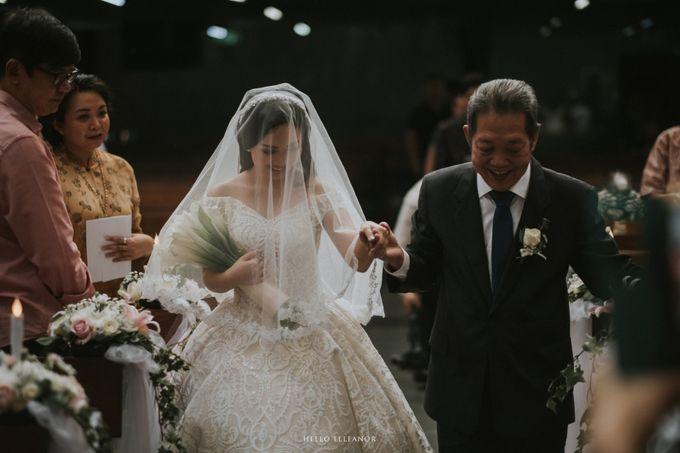 Dion & Devina - Holy Matrimony by The Ritz-Carlton Jakarta, Mega Kuningan - 005