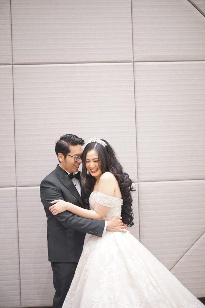 Wedding Of Johanes & Levie by Elina Wang Bridal - 005