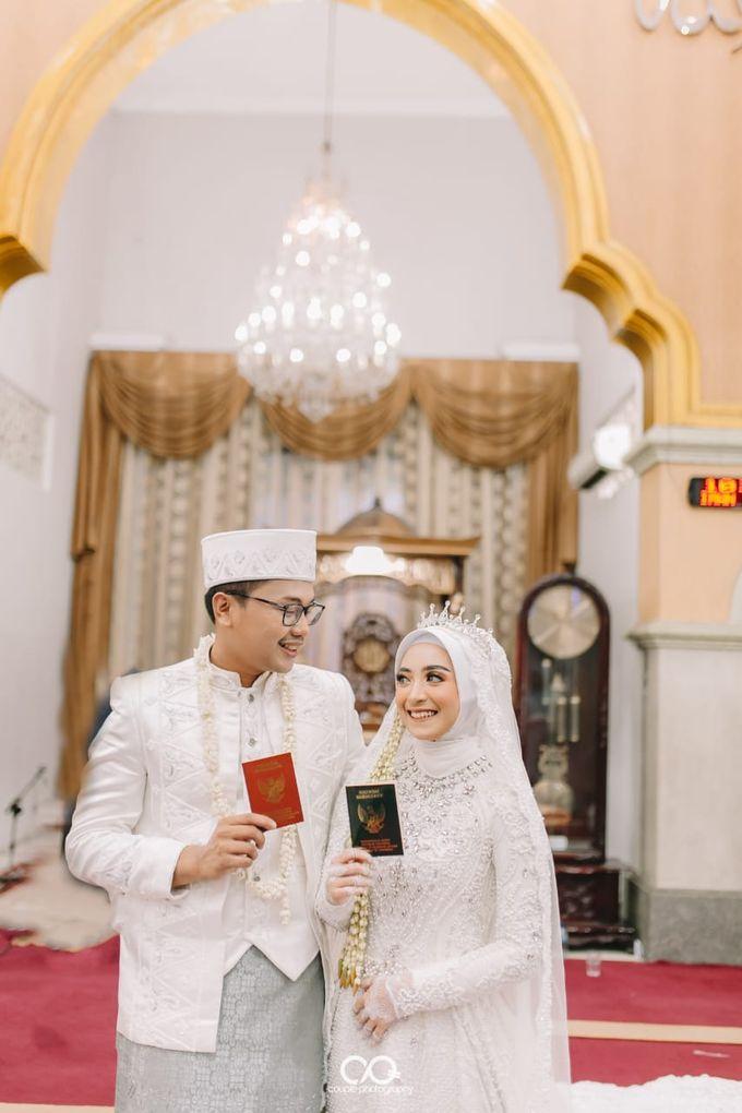 Nada + Kemal by KATA Wedding Planner And Organizer - 005