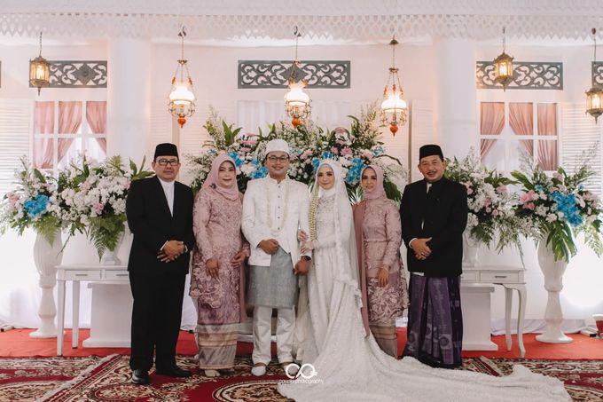 Nada + Kemal by KATA Wedding Planner And Organizer - 012
