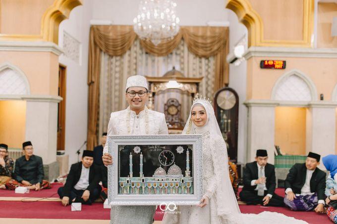 Nada + Kemal by KATA Wedding Planner And Organizer - 014