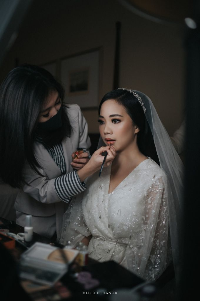 Dion & Devina Preparation by gingerolive company - 002