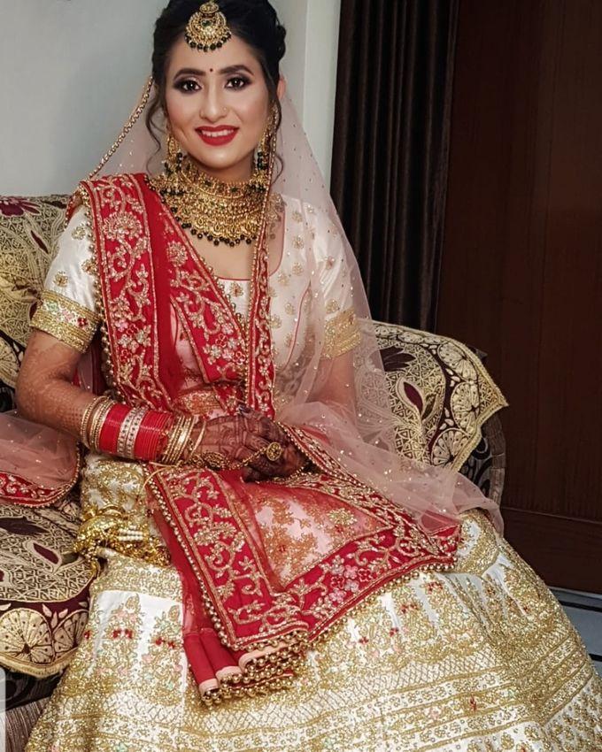 Shades Of Bridal makeups by Makeover By Garima Baranwal - 021