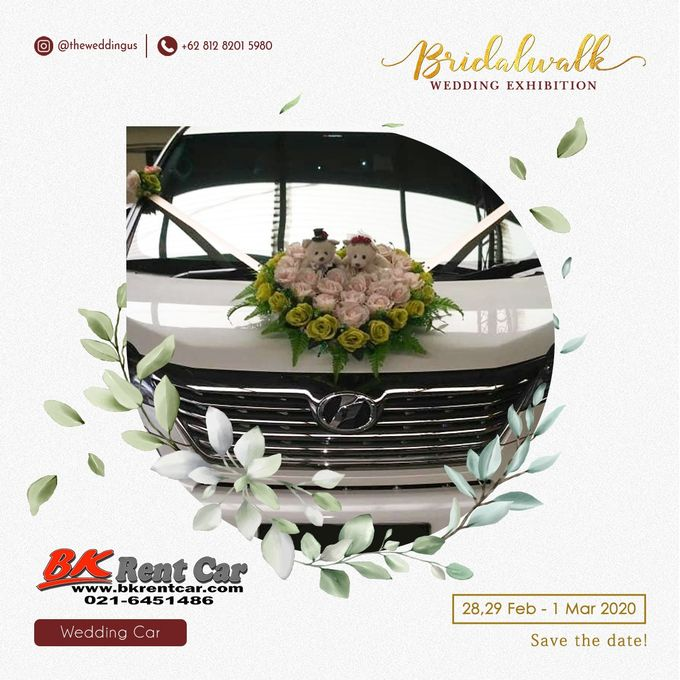 Pameran WEDDING US DI PLUITVILLAGE 28Feb-01Maret20 by BKRENTCAR - 023