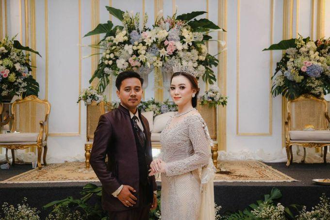 Olhe Dan Ine Wedding Day by Vrimejan Pictures - 004