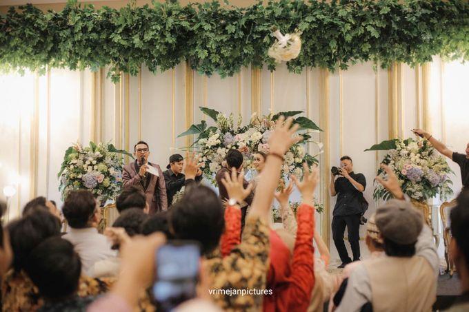 Olhe Dan Ine Wedding Day by Vrimejan Pictures - 005