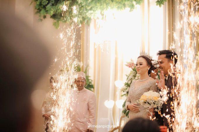 Olhe Dan Ine Wedding Day by Vrimejan Pictures - 003