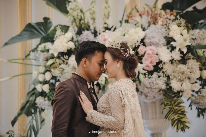 Olhe Dan Ine Wedding Day by Vrimejan Pictures - 002