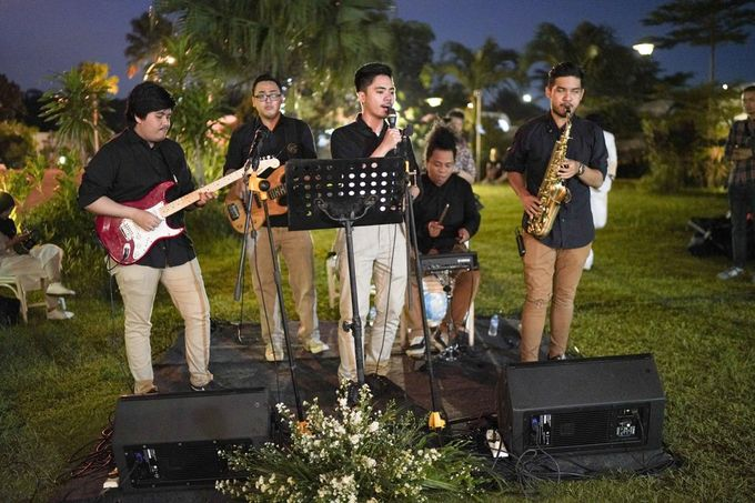 The Wedding of Max & Melisa by HS Music Entertainment - 002