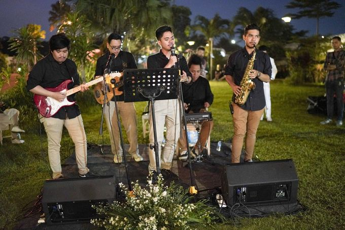 The Wedding of Max & Melisa by HS Music Entertainment - 001