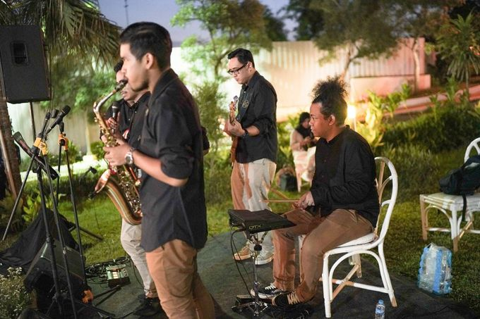 The Wedding of Max & Melisa by HS Music Entertainment - 005