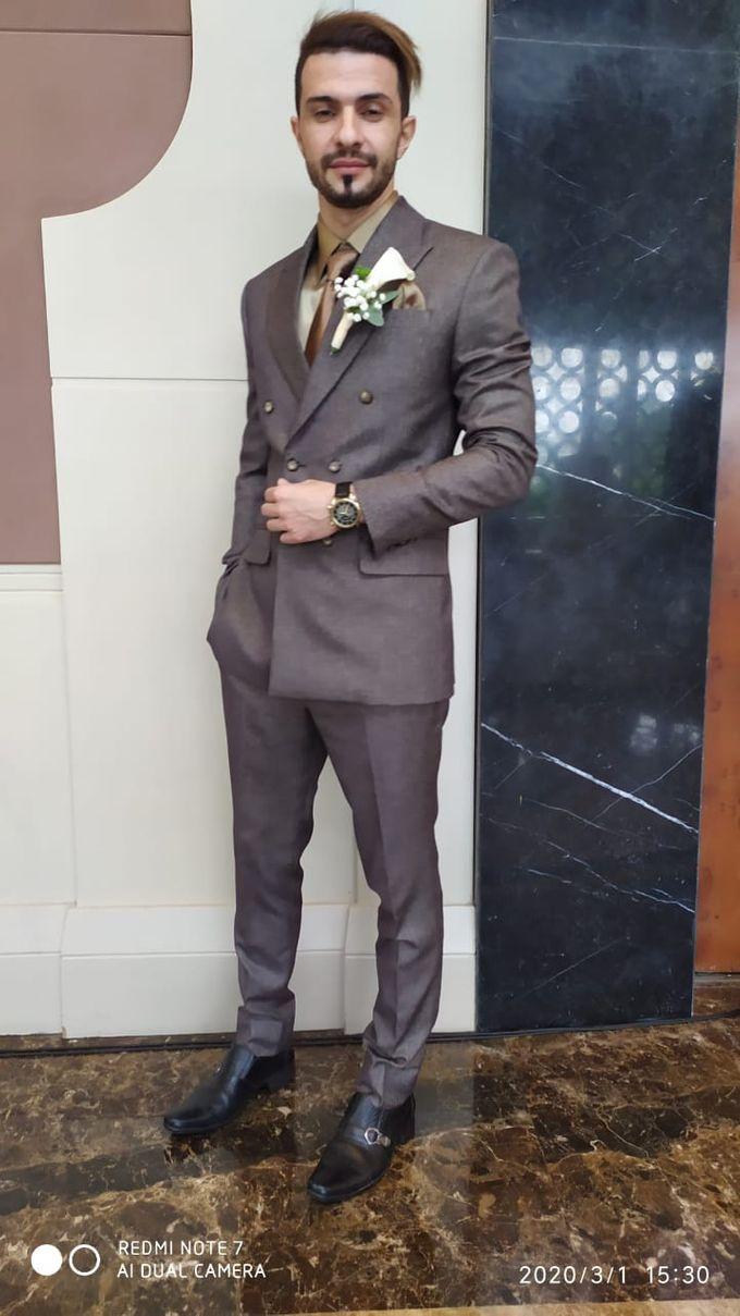 Mr. Saman & Model by Ventlee Groom Centre - 011