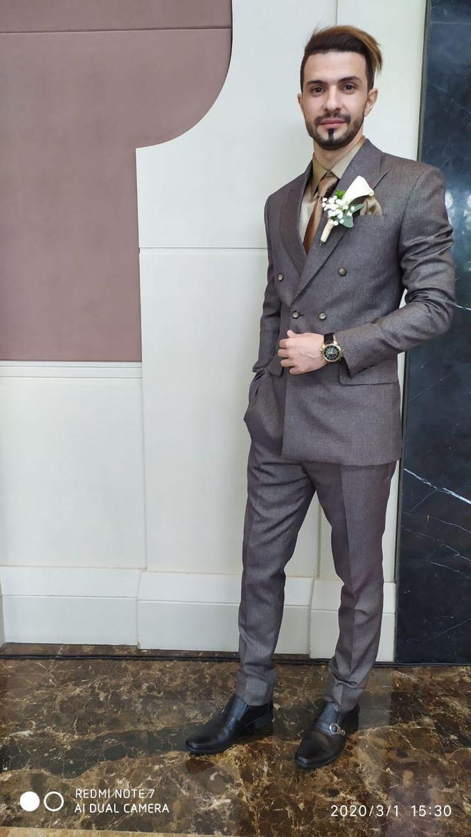 Mr. Saman & Model by Ventlee Groom Centre - 008