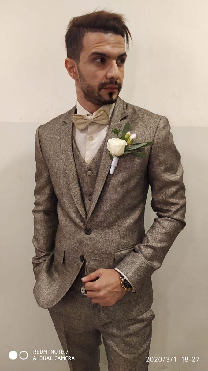 Mr. Saman & Model by Ventlee Groom Centre - 007