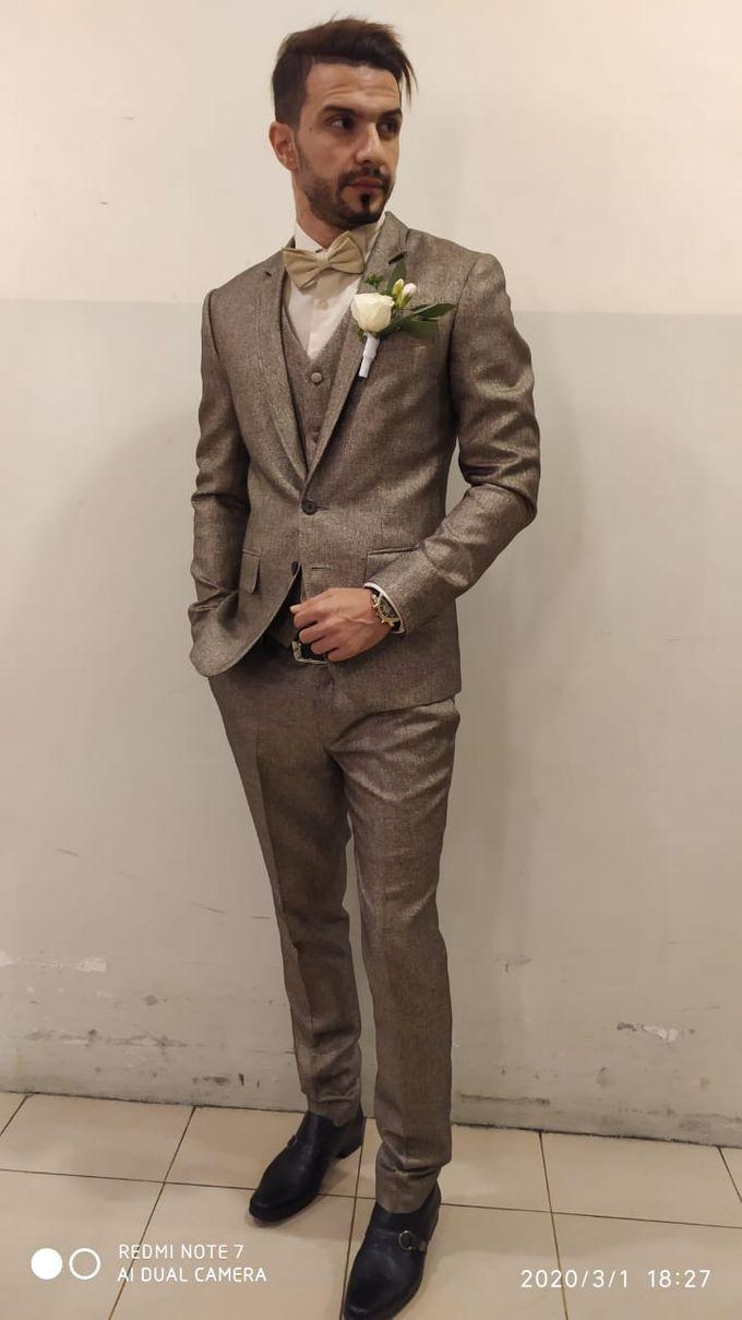 Mr. Saman & Model by Ventlee Groom Centre - 010