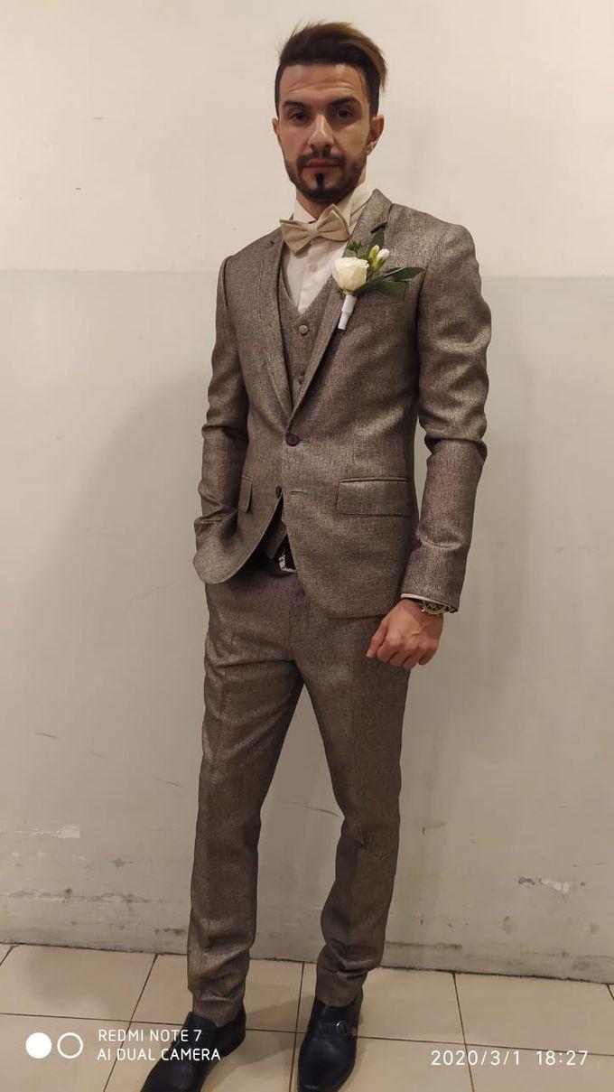 Mr. Saman & Model by Ventlee Groom Centre - 005