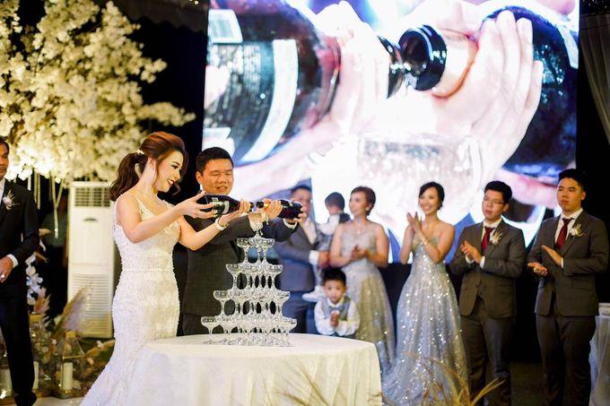 Wedding of Hartono & Nesia by Finest Organizer - 030