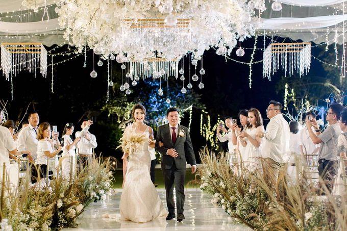 Wedding of Hartono & Nesia by Finest Organizer - 046