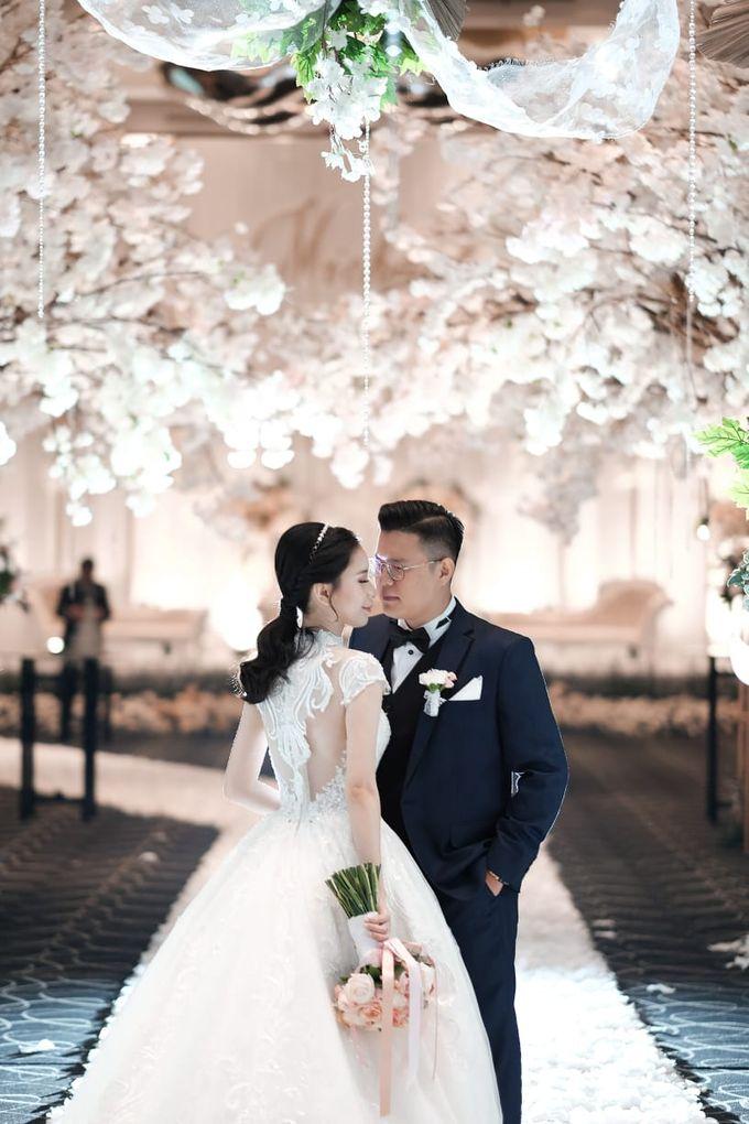Wedding Of Michael & Meri by FIVE Seasons WO - 022
