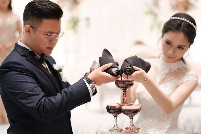 Wedding Of Michael & Meri by FIVE Seasons WO - 021