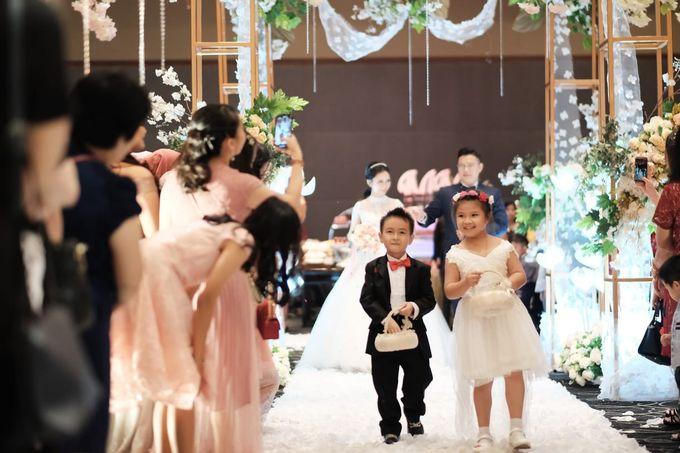 Wedding Of Michael & Meri by FIVE Seasons WO - 023