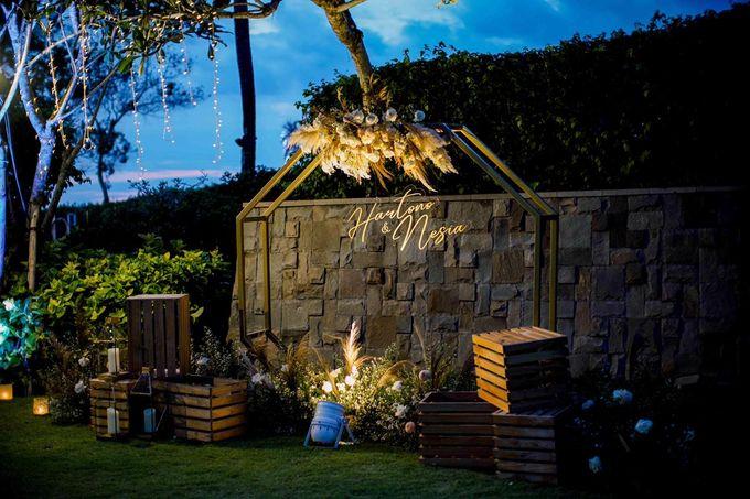 Wedding of Hartono & Nesia by Finest Organizer - 049