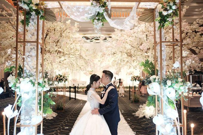 Wedding Of Michael & Meri by FIVE Seasons WO - 024