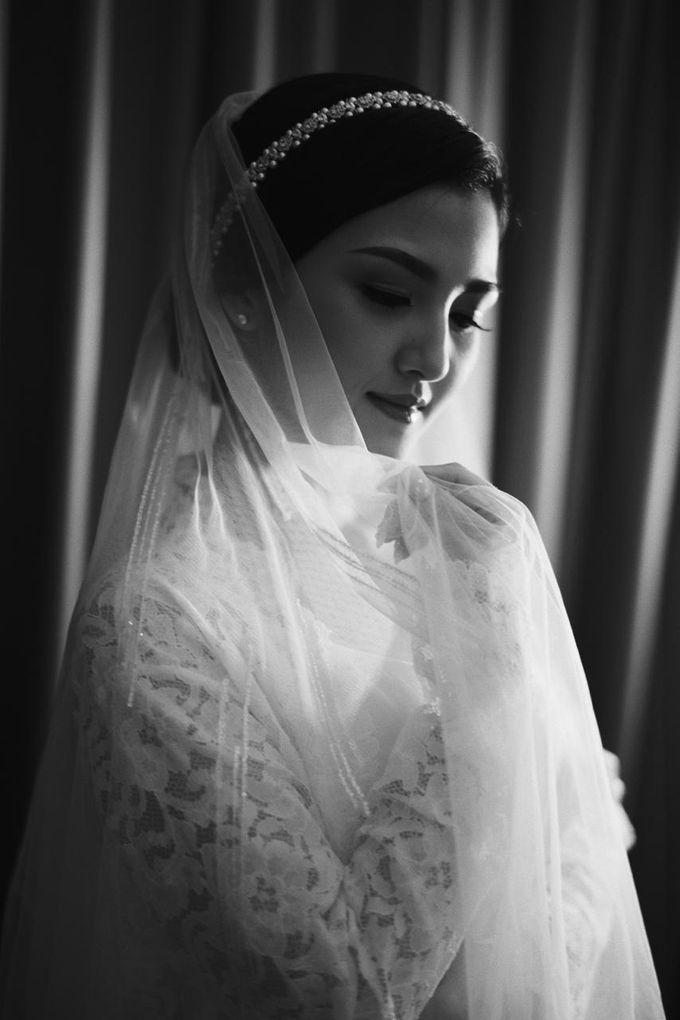 The Wedding Of Febri & Carren by de_Puzzle Event Management - 015