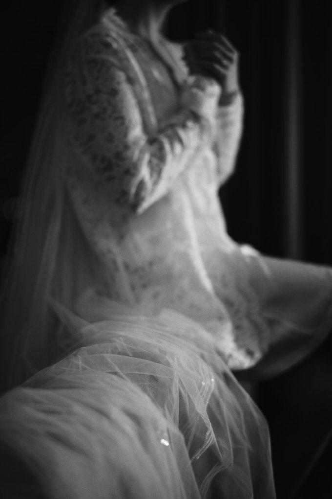 The Wedding Of Febri & Carren by de_Puzzle Event Management - 037