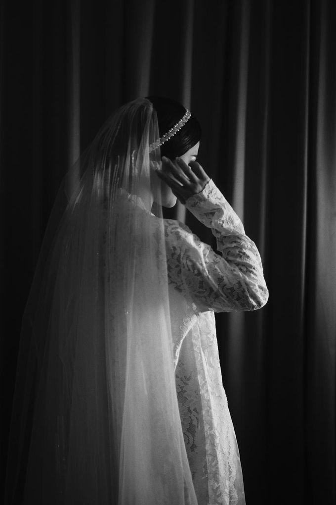 The Wedding Of Febri & Carren by de_Puzzle Event Management - 021