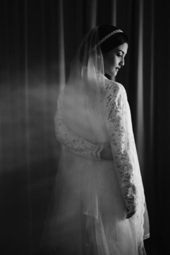 The Wedding Of Febri & Carren by de_Puzzle Event Management - 008