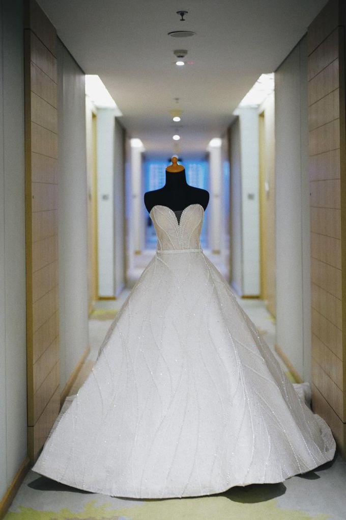 The Wedding Of Febri & Carren by de_Puzzle Event Management - 038