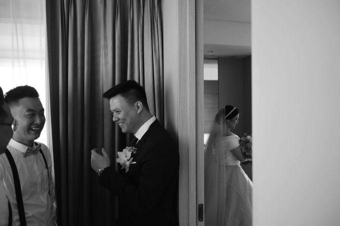 The Wedding Of Febri & Carren by de_Puzzle Event Management - 002