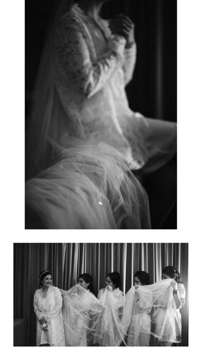 The Wedding Of Febri & Carren by de_Puzzle Event Management - 001