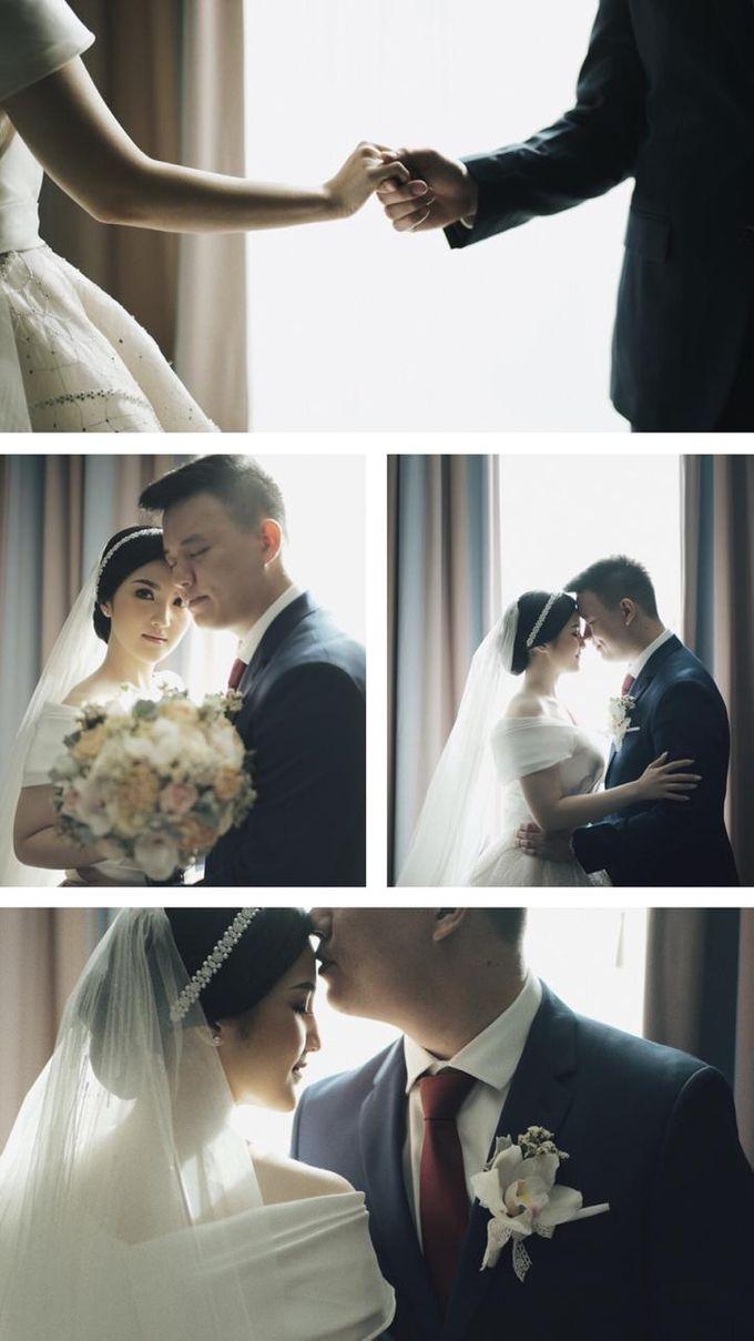 The Wedding Of Febri & Carren by de_Puzzle Event Management - 012