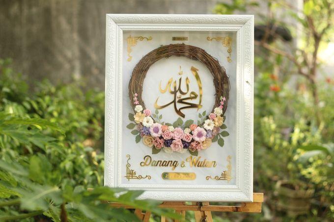 Mahar Wreath Rustic by Rekarasa Studio (Mahar) - 003