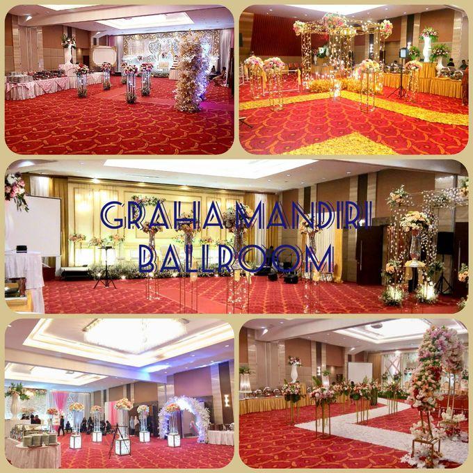 @Graha Mandiri Ballroom by Jevahrei (Menara BTN, Graha Mandiri, UNTAR) - 028