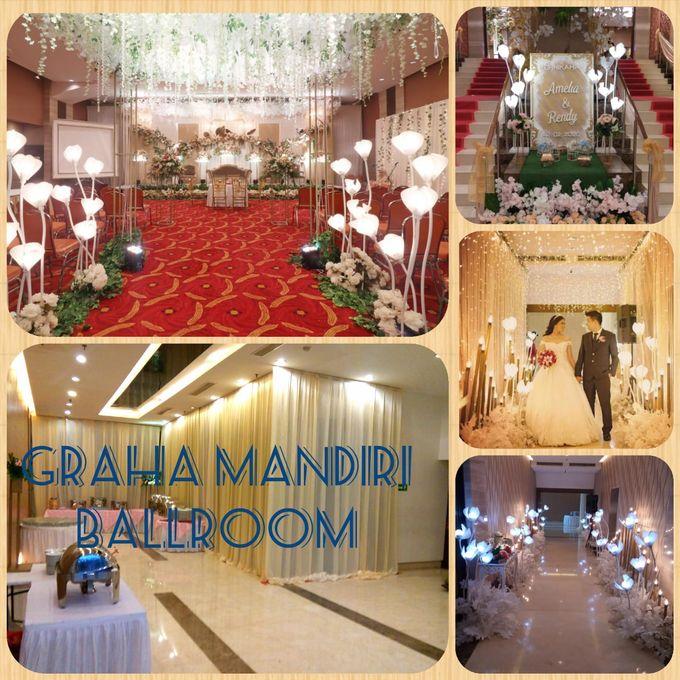 @Graha Mandiri Ballroom by Jevahrei (Menara BTN, Graha Mandiri, UNTAR) - 027