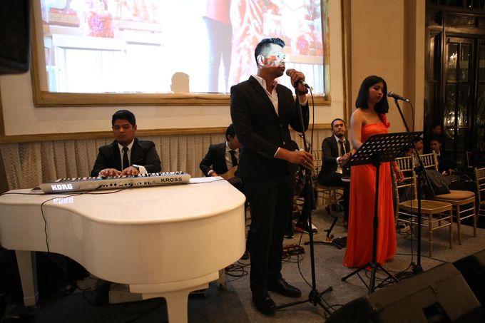 Wedding Of Mario & Jessica by David Entertainment - 001